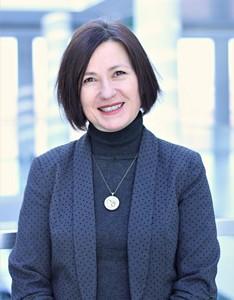 Anita Staroń  Vice-Présidente de la Société Octave Mirbeau